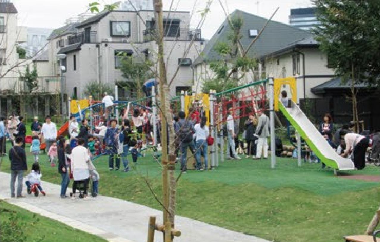 本町防災公園