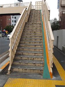 丸山1丁目歩道橋